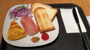 Y'scabin 朝食