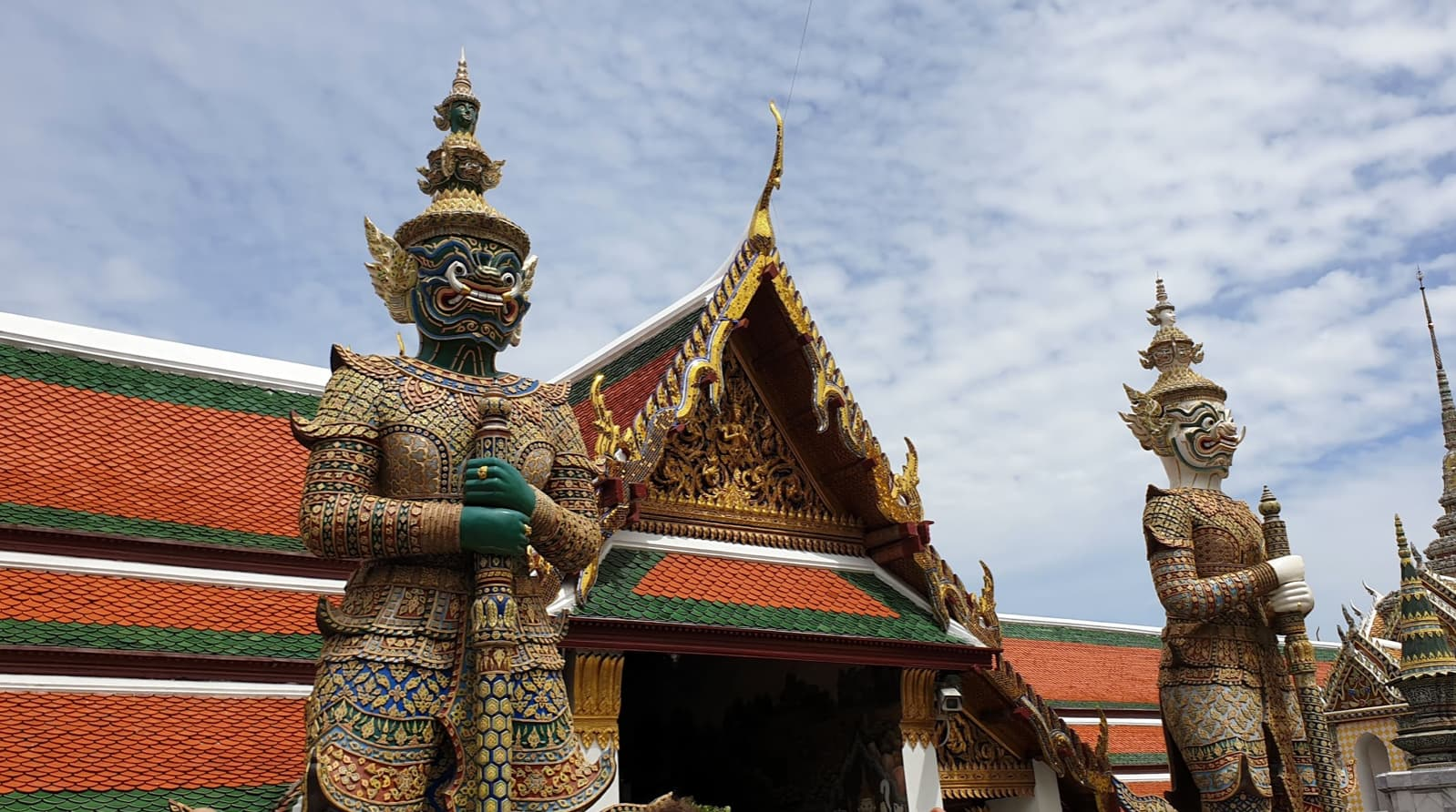 bangkok grandpalace タイ 王宮