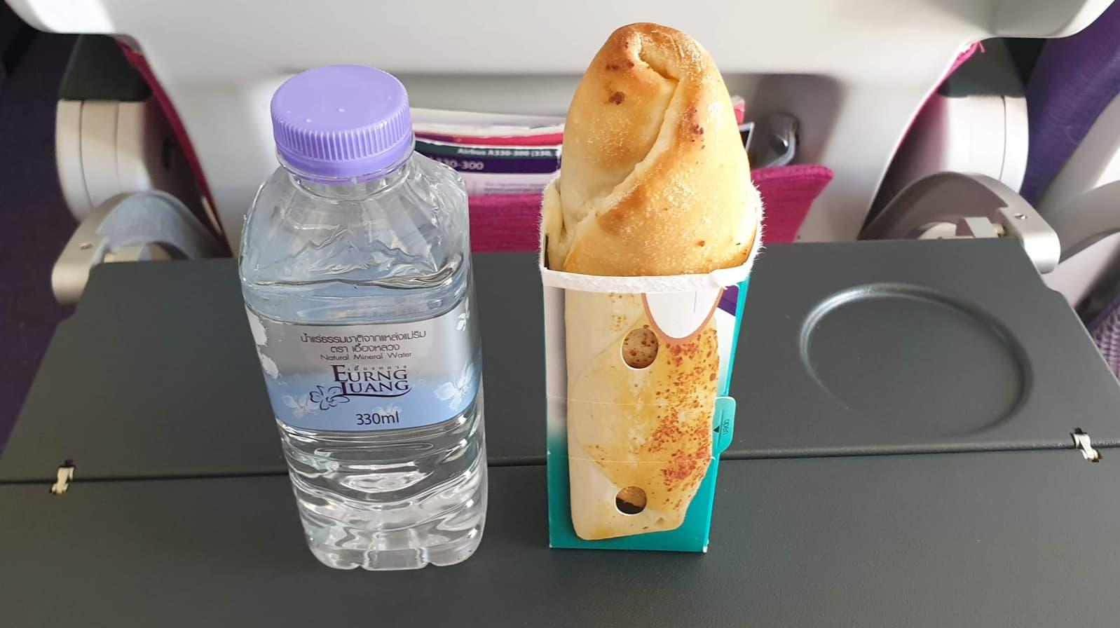 タイ国際航空 クラビ  バンコク