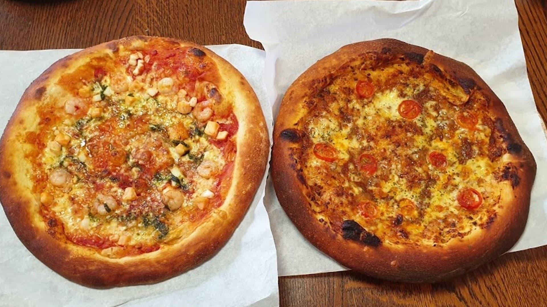 OKストア ピザ